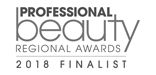 Professional Beauty Regional Awards 2018 Finalist