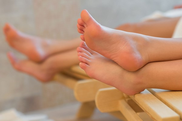 Invigorating Foot Massage